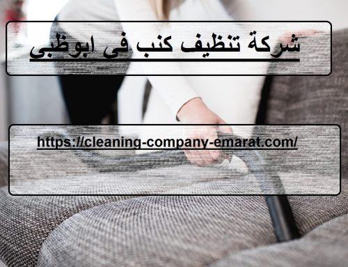 شركة تنظيف كنب في ابوظبي |0543331609 |غسيل الكنب
