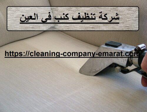 شركة تنظيف كنب في العين |0543331609|براند كلين