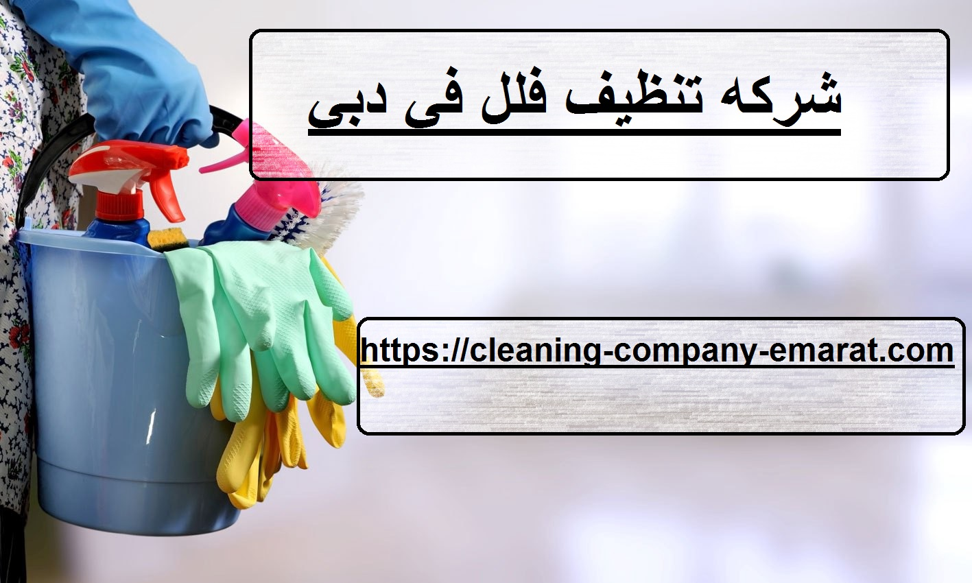 شركه تنظيف فلل في دبي